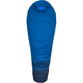 Marmot Trestles 15 TL Sleeping Bag Long Classic Blue/Estate Blue